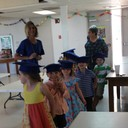 Child Development Center Graduation photo album